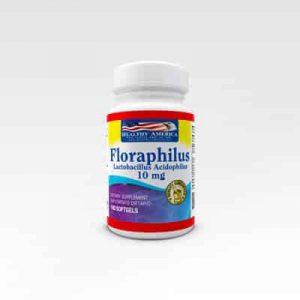 Floraphilus para prevenir trastornos intestinales
