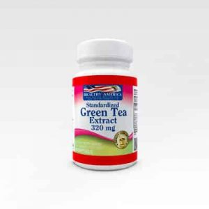 Standardized Green Tea Extract Anticancerigeno