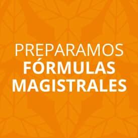 preparamos Fórmulas Magistrales