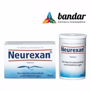 Neurexan tabletas