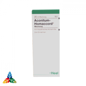 Aconitum gotas heel Farmacia Homeopática online