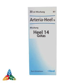 Arteria heel gotas Farmacia Homeopática online