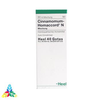 Cinnamomum Heel gotas Farmacia Homeopática online