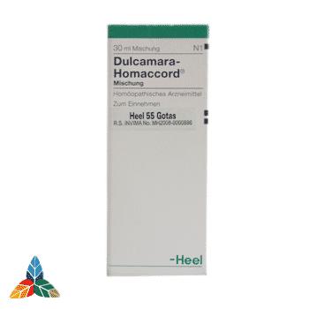 Dulcamara heel gotas Farmacia Homeopática online
