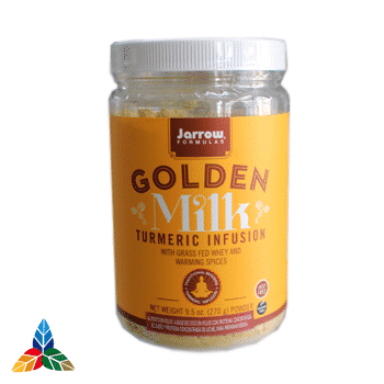 Golden milk jarrow Farmacia Homeopática online
