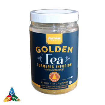 Golden tea jarrow Farmacia Homeopática online