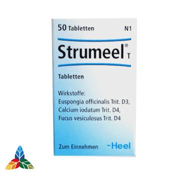 Strumeel tabletas Farmacia Homeopática online