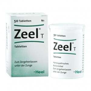 Zeel T Tabletas