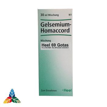 Gelsemium heel gotas Farmacia Homeopática online