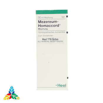 Mezerum Homaccord gotas 1 Farmacia Homeopática online