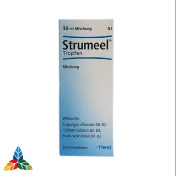 Strumeel heel gotas 1 Farmacia Homeopática online