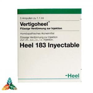 VertigoHeel-ampollas