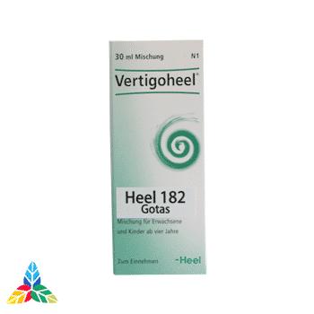 VertigoHeel gotas 1 Farmacia Homeopática online