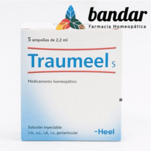 Traumeel ampolla