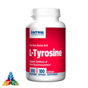 l-tyrosine-jarrow