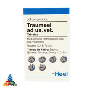 Traumeel-ad-veterinario-tableta