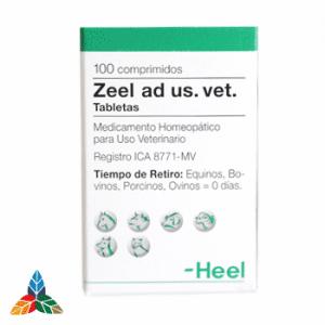 Zeel-ad -veterinario