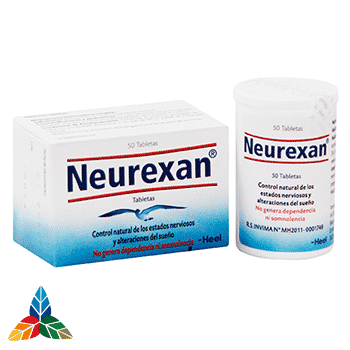 neurexan-tabletas