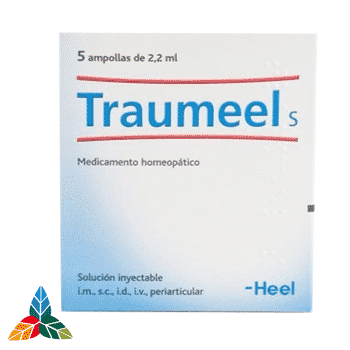 traumeel-ampolla